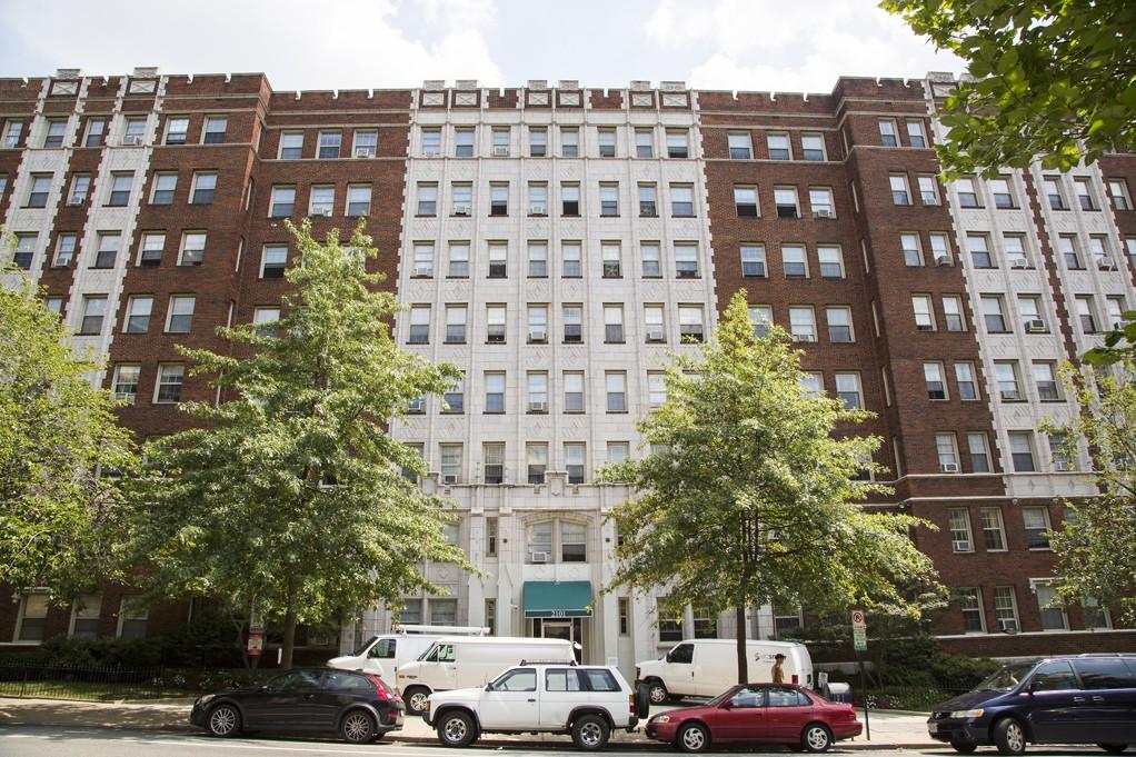 ... NW Washington DC 30. U Street Corridor Apartments Wakefield Hall