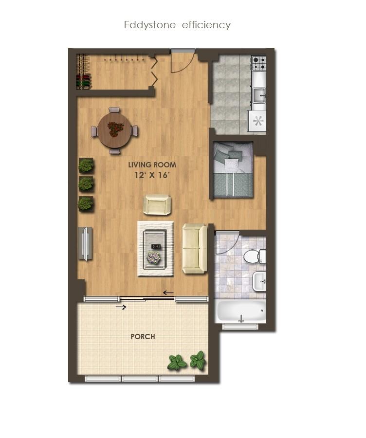 Exclusive Deal On DC Studio Apartments