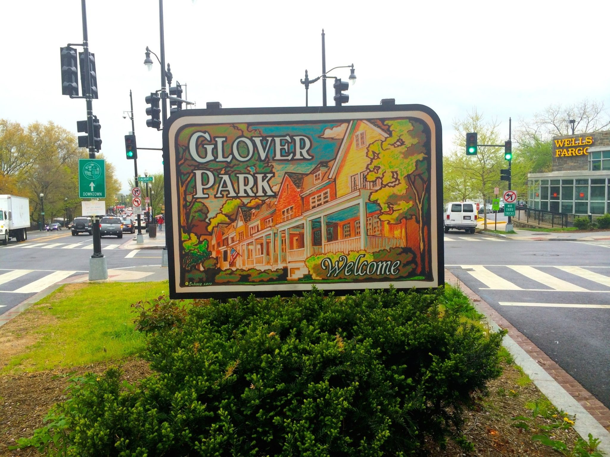 Glover Park: A Charming NW DC Neighborhood