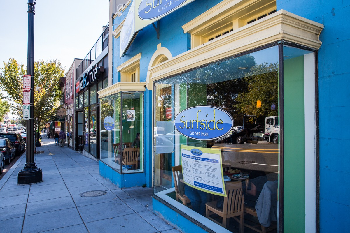 Glover Park: A Charming NW DC Neighborhood - Apartminty