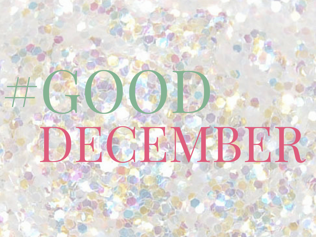 Doing Good This December