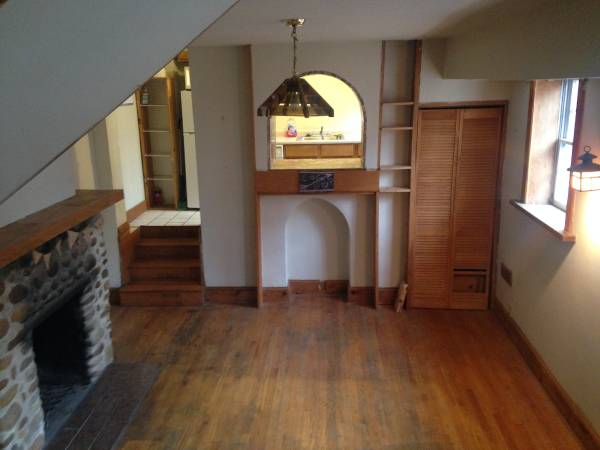 2 Bedroom Carriage House with a Cottage Feel in Logan Circle