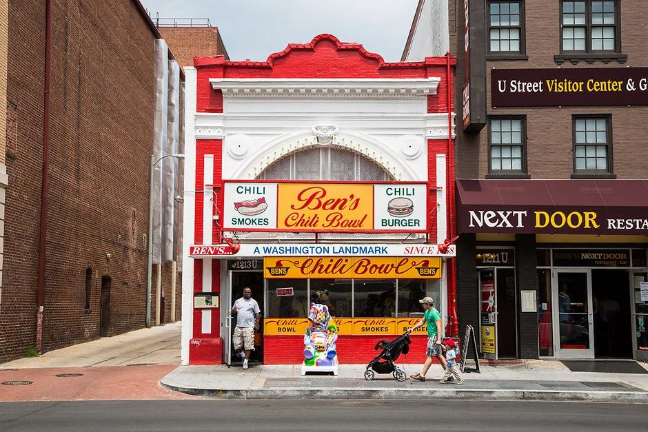 DC's Finest   Ben's Chili Bowl   U Street Corridor, Northwest Washington DC