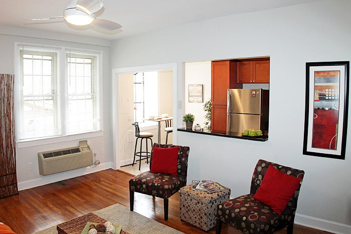 Upgraded Glover Park 2 Bedroom Apartment