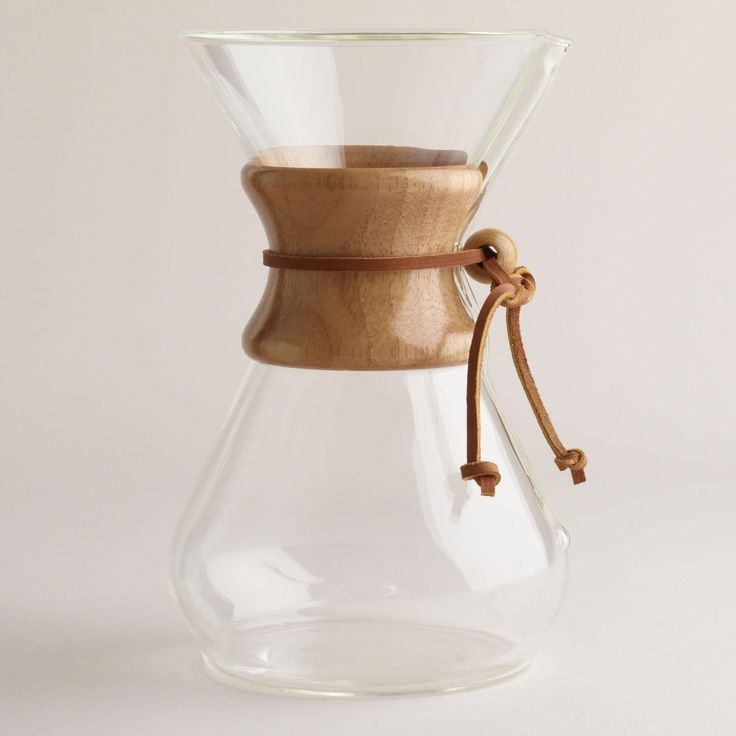 Eat Drink and Be Merry | Chemex 8 Cup Coffee Maker