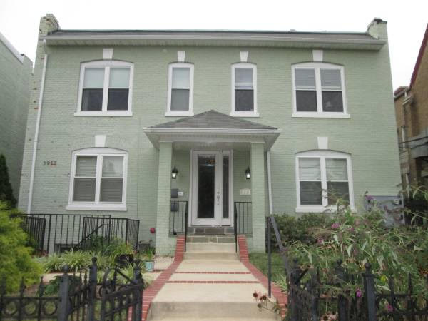 Truly Pet Friendly Apartment in Petworth   Exterior Entry