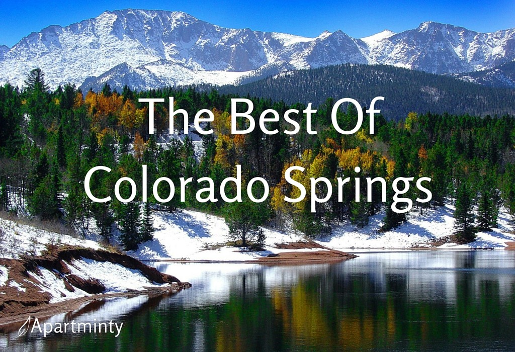 Reasons To Move To Colorado Springs