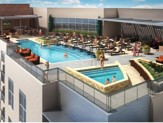 gables-cherry-creek-rooftop-pool - Apartminty
