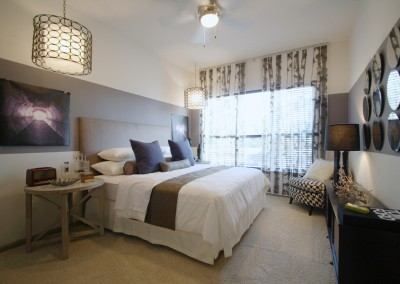 City Place Midtown: Bedroom