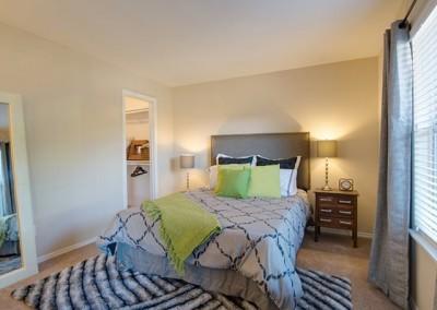 The Wilcox Apartments: Bedroom