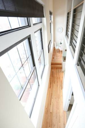 Sophisticated H Street 2 Bedroom | View From The Loft