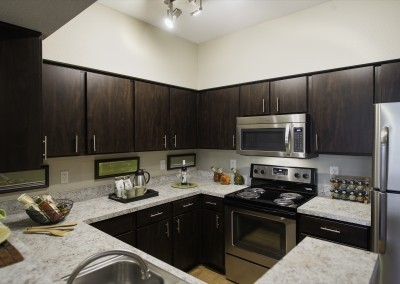 Camden Park Apartments: Kitchen