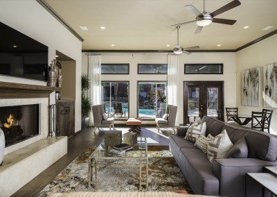 Camden Park Apartments: Resident Lounge