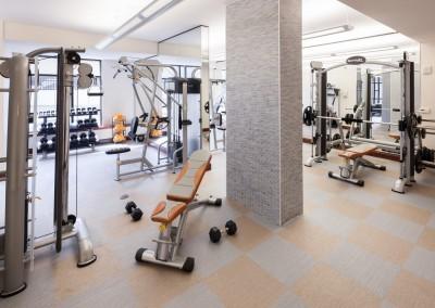 Camden Post Oak Apartments: Fitness Center