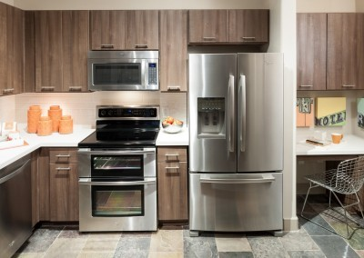 Camden Post Oak Apartments: Kitchen