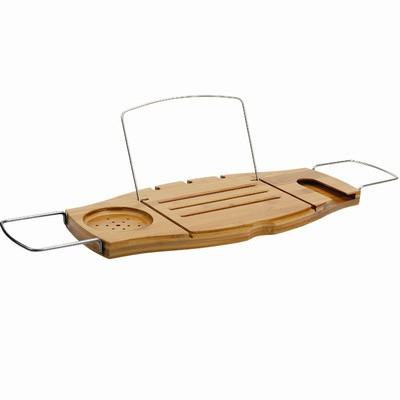 Apartminty Fresh Picks | Fall Favorites | Aquala Bathtub Caddy From Wayfair