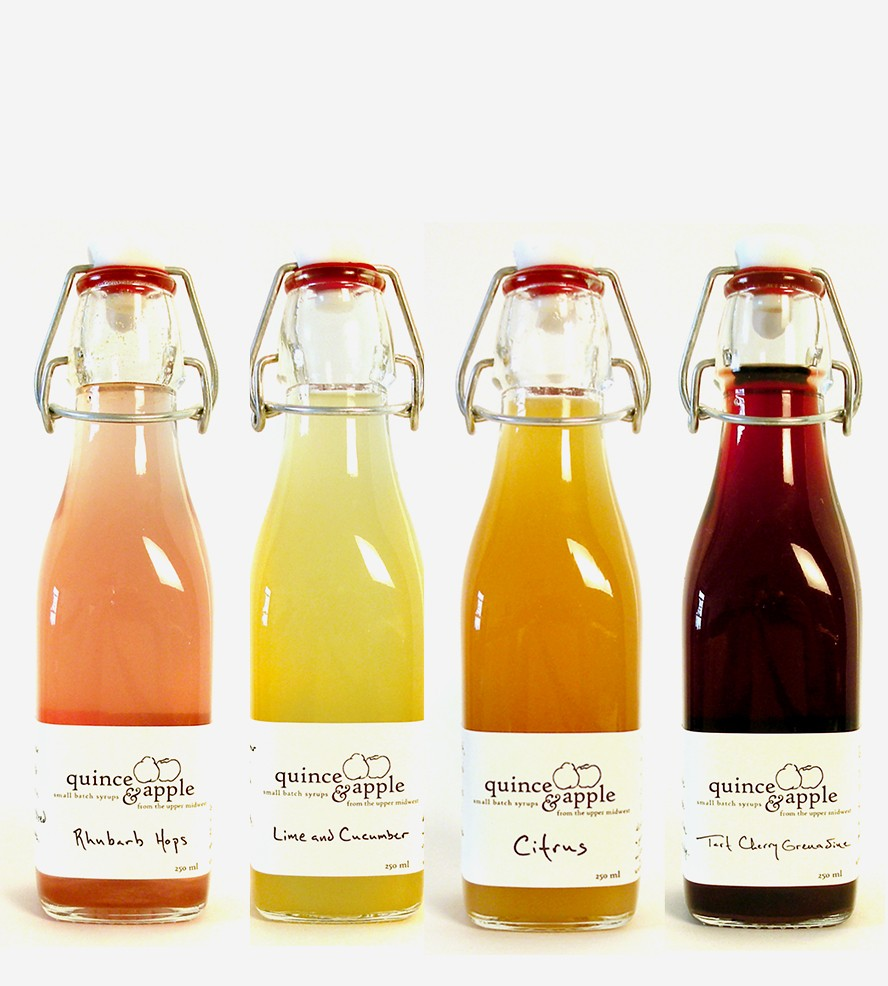 Craft Cocktail Syrups | Emergency Gifts to Have on Hand This Holiday Season