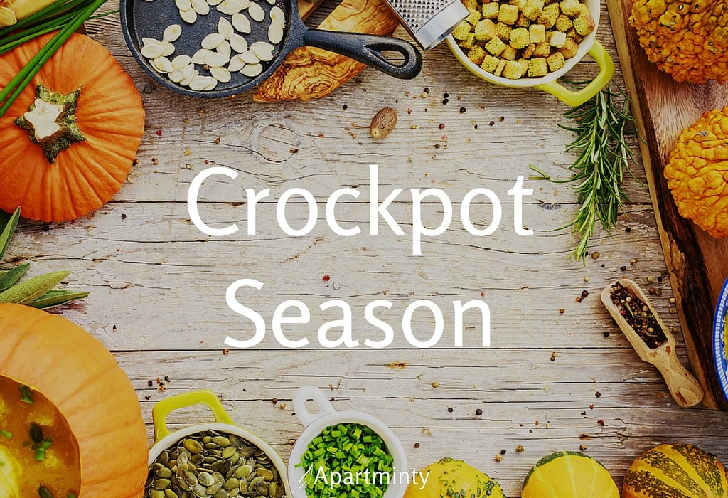 Busy Foodies Rejoice: Crockpot Season Is Here!