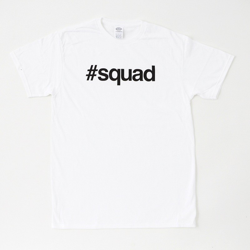 Holiday Gift Guide: Playful Presents | Hashtag Squad Shirt