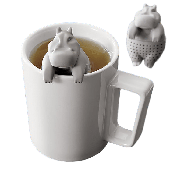 Holiday Gift Guide | What to Buy For Your Practical Friend | Hippo Tea Infuser