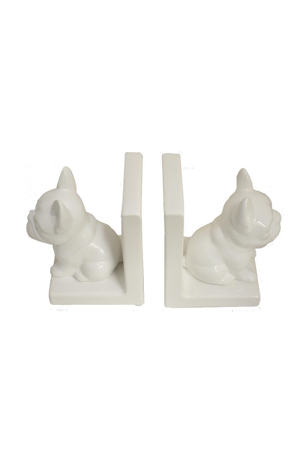 Holiday Gift Guides | What to Buy Your Practical Friend | French Bulldog Bookends