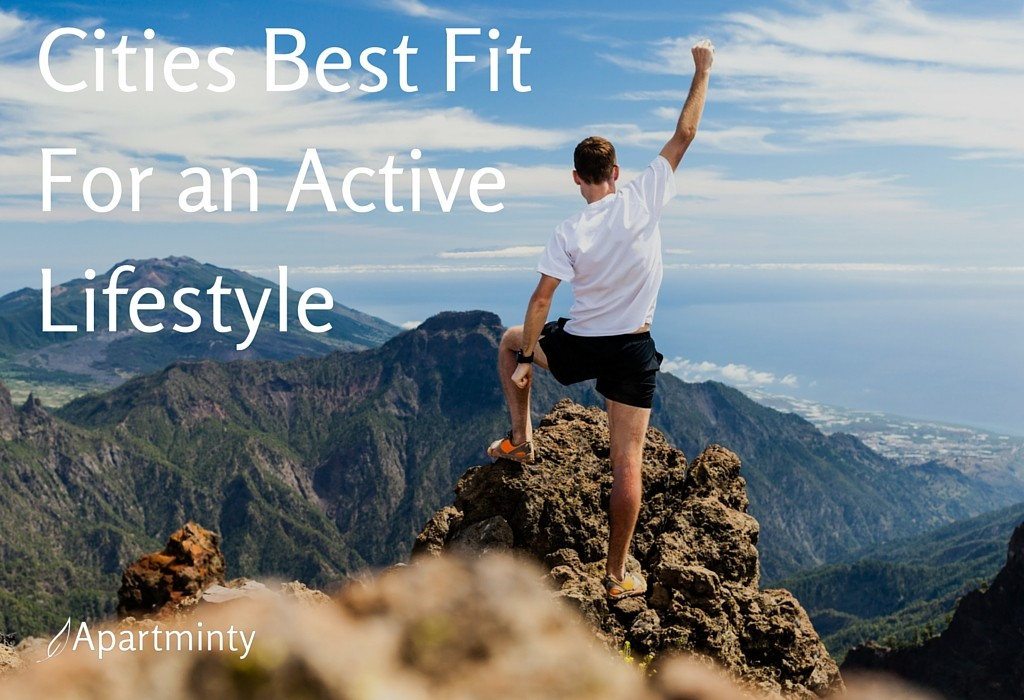 Cities Best Fit For an Active Lifestyle