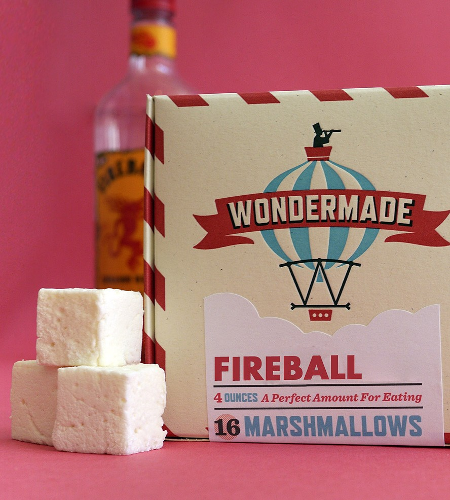 Holiday Gift Guide: Perfect Picks For The Happy Hour Enthusiast On Your List | Cinnamon Whiskey Marshmallows