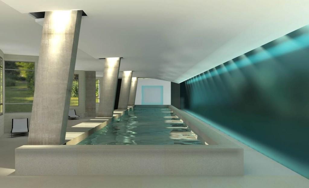 Park Chelsea Indoor Lap Pool