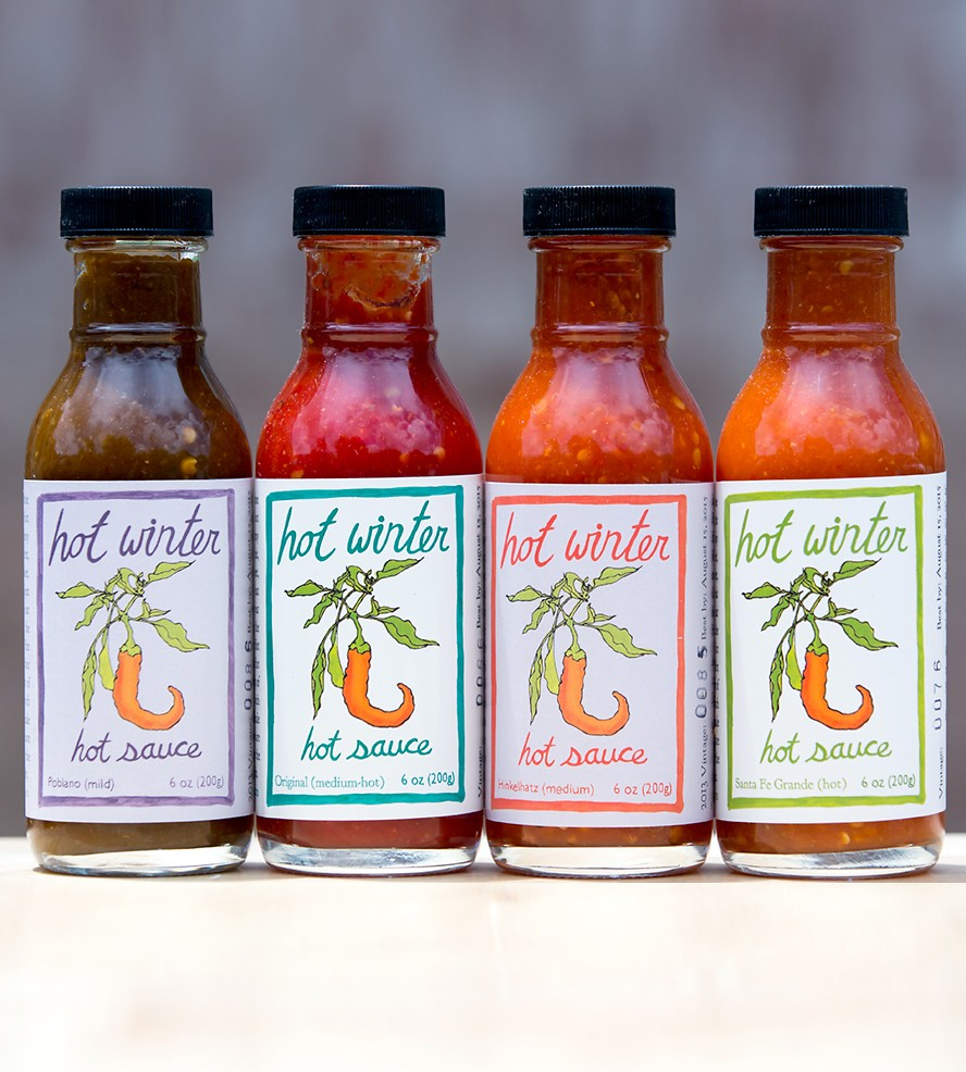 Holiday Gift Guide: Presents Fit For A Foodie | Hot Winter Hot Sauce Assortment