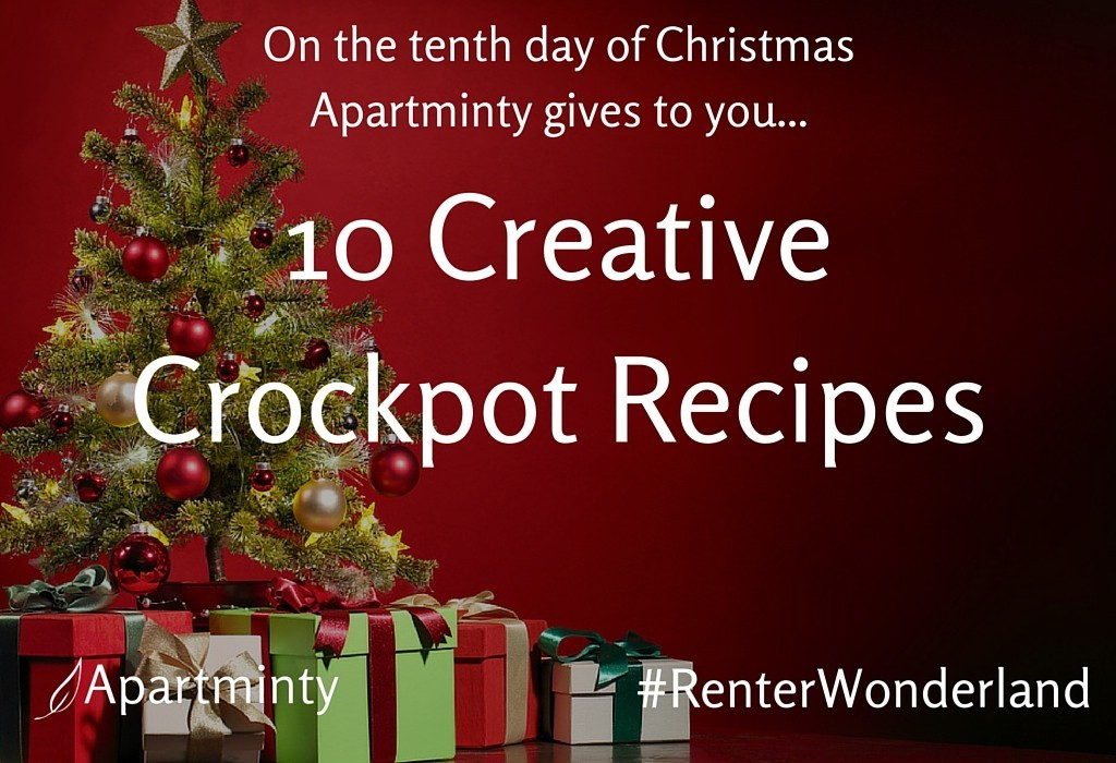 Renter Wonderland: 10th Day of Christmas