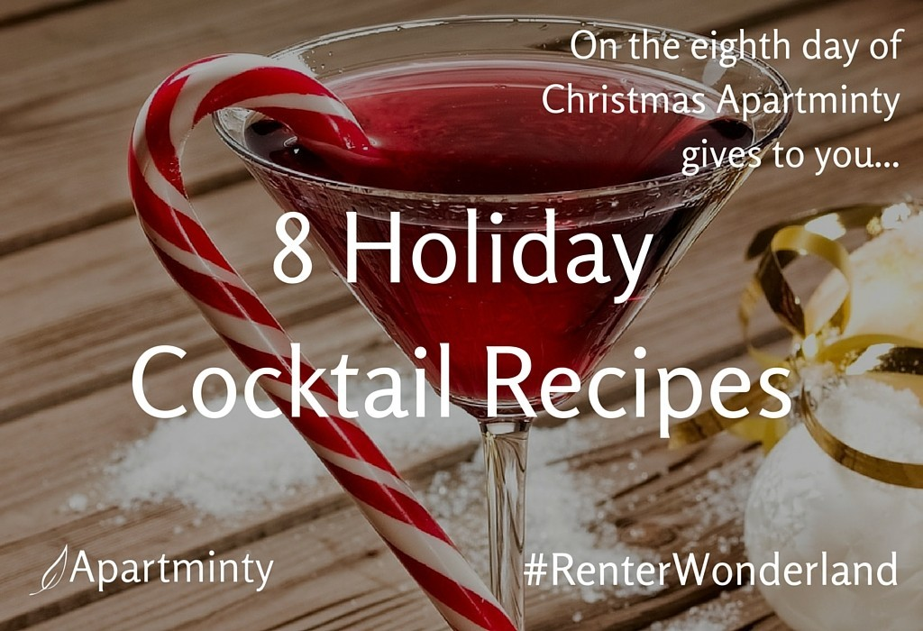 Renter Wonderland: 8th Day of Christmas
