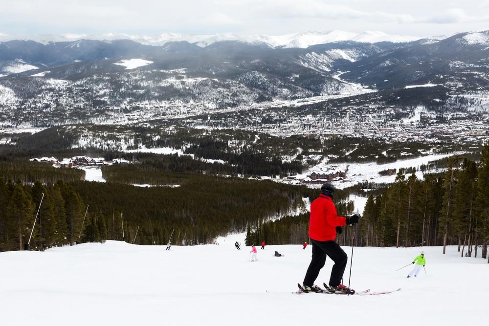 Denver: Breckenridge Skiing