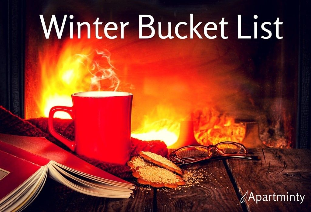 Conquer The Cold With Our Winter Bucket List Apartminty