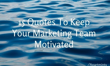 15 Quotes to Keep Your Marketing Team Motivated