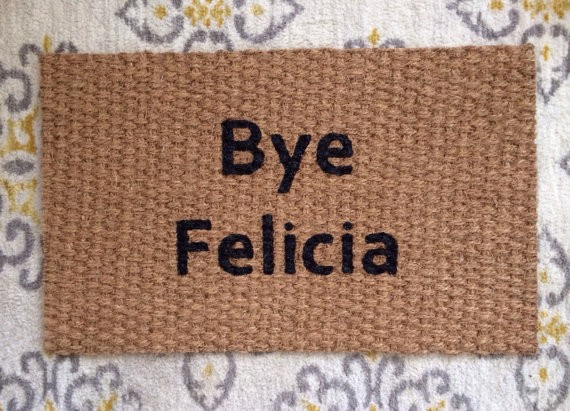 Winterize Your Life and Your Apartment | Bye Felicia Doormat