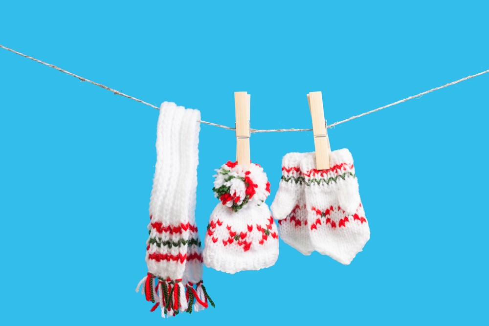 Winterize Your Life | Sanitize Last Year's Scarves, Hats and Gloves