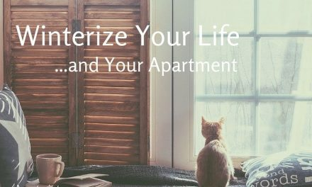 Winterize Your Life…and Your Apartment