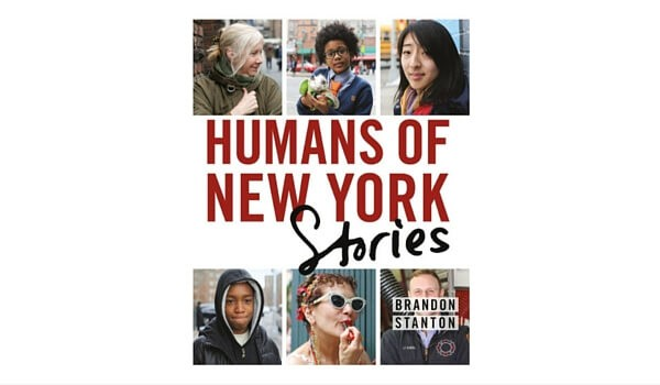 Coffee Table Books For Your Apartment | Apartment Decor | Humans of New York: Stories