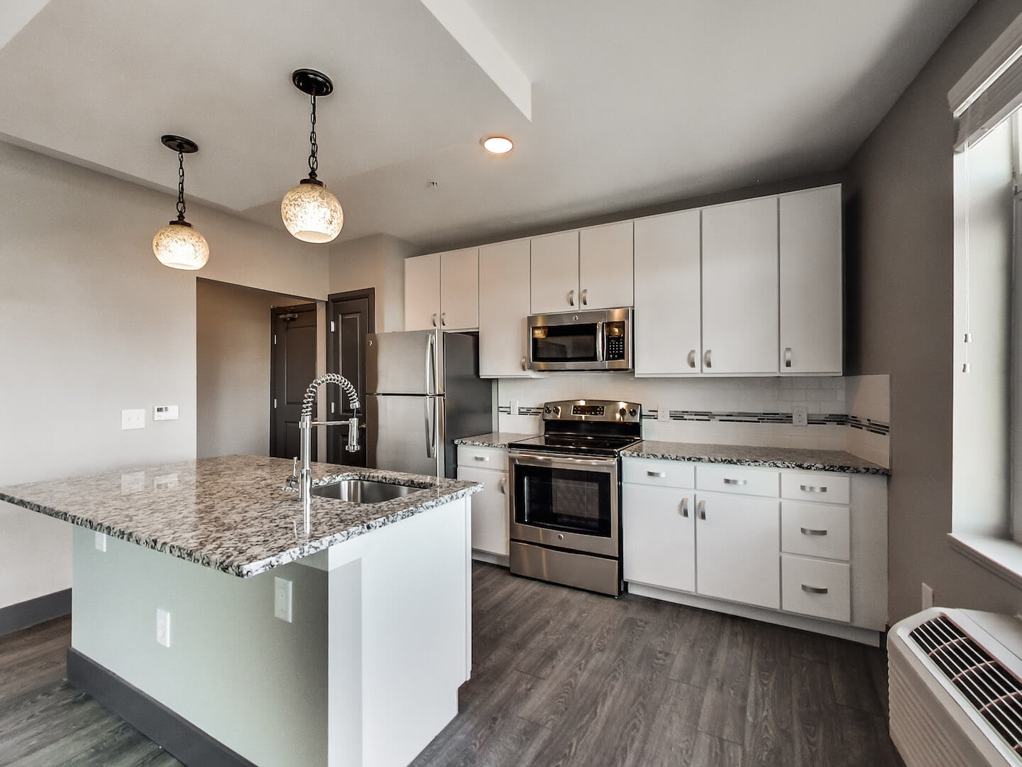 The fab five the best apartments in columbus the prescott Cheap 1 bedroom apartments in columbus ohio