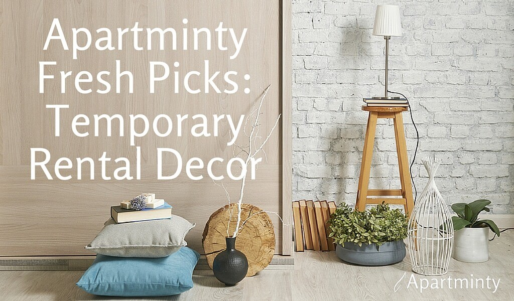 Apartminty Fresh Picks Temporary Rental Decor Removable Wall Treatments For Your Apartment