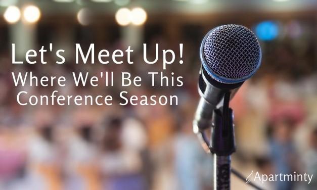 Conference Season: Apartment Marketing Education