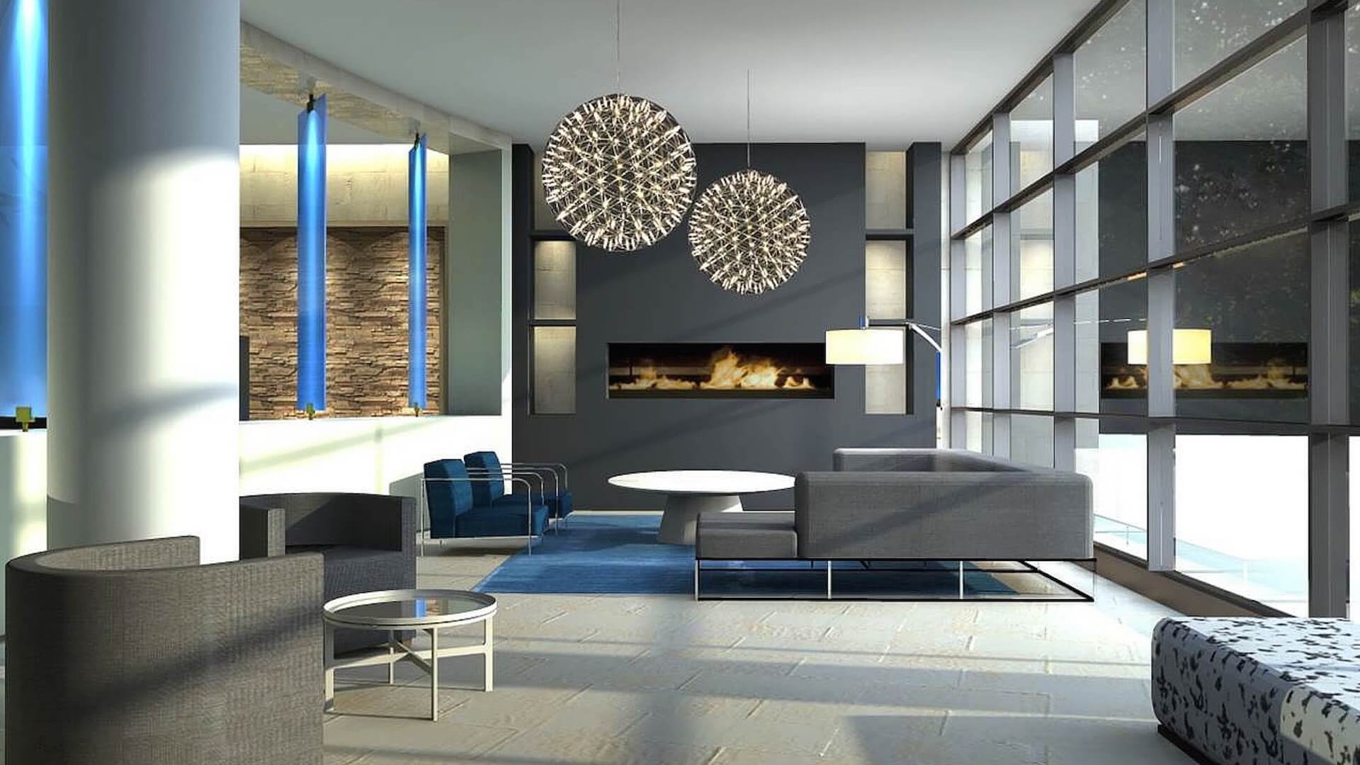 Brand New Amenity Stacked Apartment munity in DC Apartminty