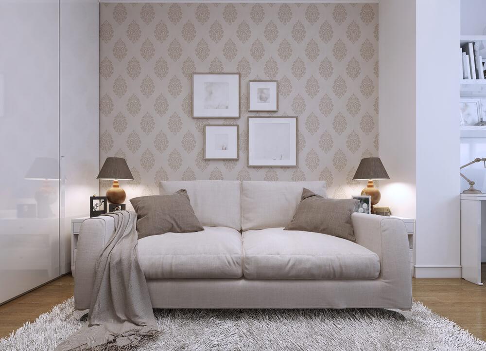Apartminty fresh picks temporary rental decor apartminty for Wallpaper for living room 2016