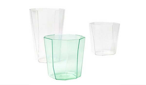Apartminty Fresh Picks: Stock Your Bar For Warm Weather Festivities | Facet Acrylic Tumblers