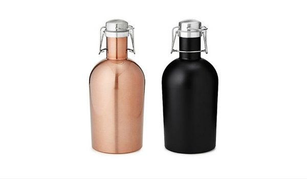 Apartminty Fresh Picks: Stock Your Bar For Warm Weather Festivities | Stainless Steel Growlers
