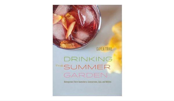 Apartminty Fresh Picks: Stock Your Bar For Warm Weather Festivities | Drinking The Summer Garden Cocktail Recipe Book