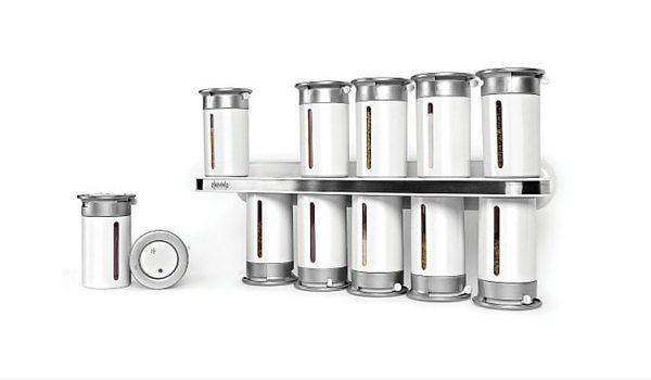 Apartminty fresh picks small kitchen storage solutions for Small kitchen wall storage solutions