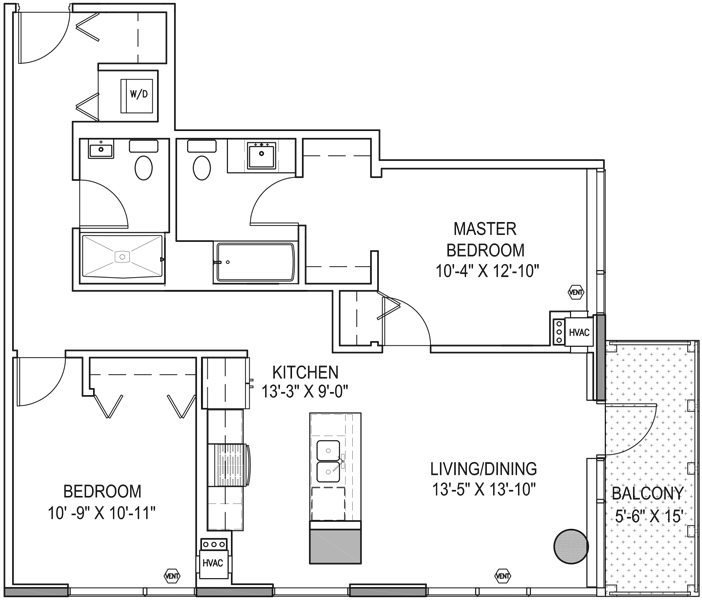1333 wabash apartments chicago il floorplan 2 bedroom. True Attention To Detail In This Luxury South Loop 2 Bedroom