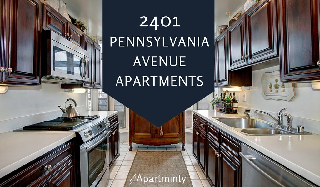 2401 Pennsylvania Avenue | Luxury Apartments in Washington, DC