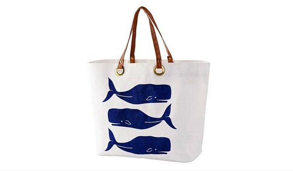 Apartminty Fresh Picks: Pool Accessories | Tideline Tote Bag